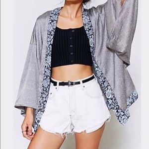 Kimchi Blue Kimono from Urban Outfitters